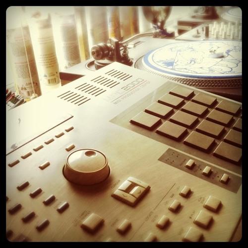 Tis Purdie : MPC2000 Beats