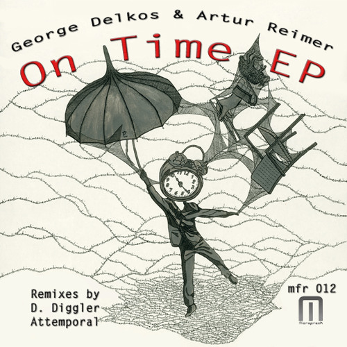 George Delkos and Artur Reimer - On Time [MICROFREAK RECORDS]