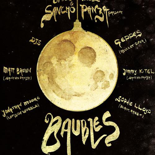 Baubles Xmas Party Promo Mix - http://tinyurl.com/cg4btog