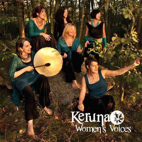 Keruna - CD Women's Voices I compilation