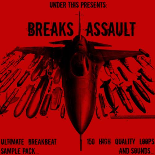 Under This - Breaks Assault [SAMPLE PACK] - FREE D/L in description!!!