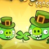 Angry Birds Seasons 2011: St.Patrick's day