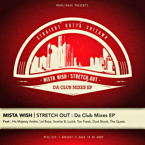 Mista Wish - Stretch Out (His Majesty Andre Remix) - Radio Edit