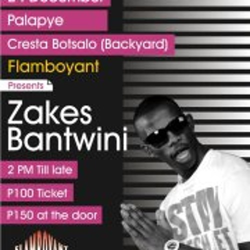 ZakesBANTWINI In Palapye - Clap Your Hands(24th Dec)