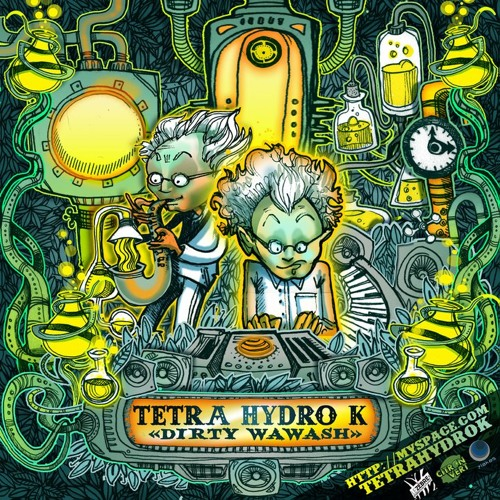 Tetra Hydro K - Skadub (Mooncat remix)