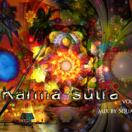 Karma Sutra part 2 - mix by squazoid