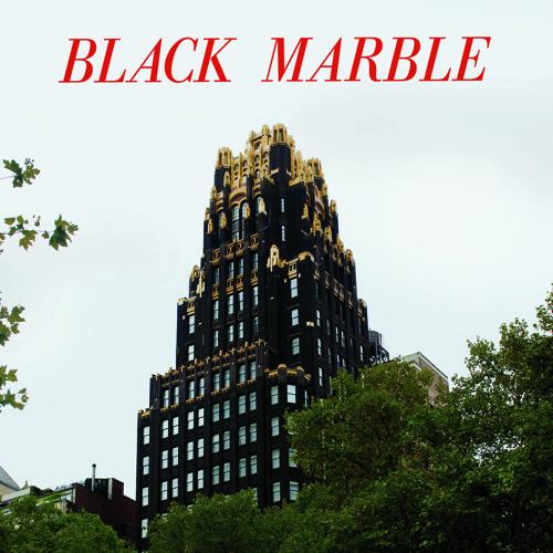 Black Marble - Pretender