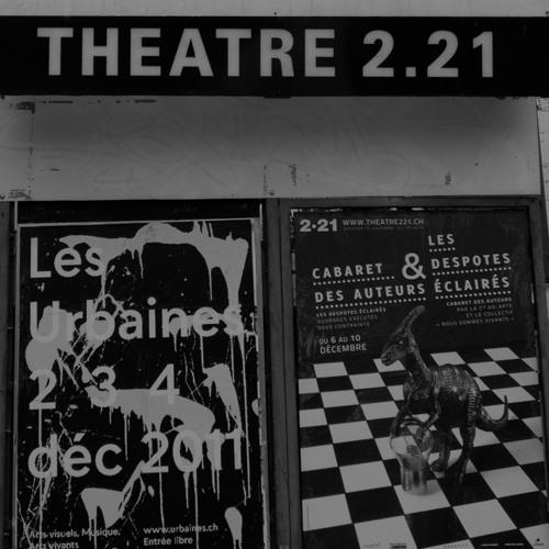 Live At Theatre 2.21 Lausanne December 2011