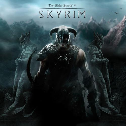 Skyrim Theme (MeloDeath cover)