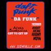Daft Punk & Fatboy Slim feat Afrika Bambaata - Got 2 Get Up mash up - Maille
