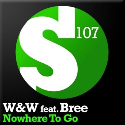 W&W feat. Bree - Nowhere To Go (Tom Fall Remix)