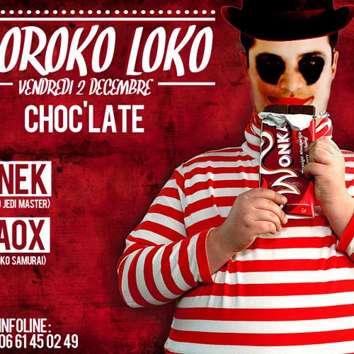 Amine K live @ Moroko Loko Invades Casablanca (Choc'late) 02/12/11