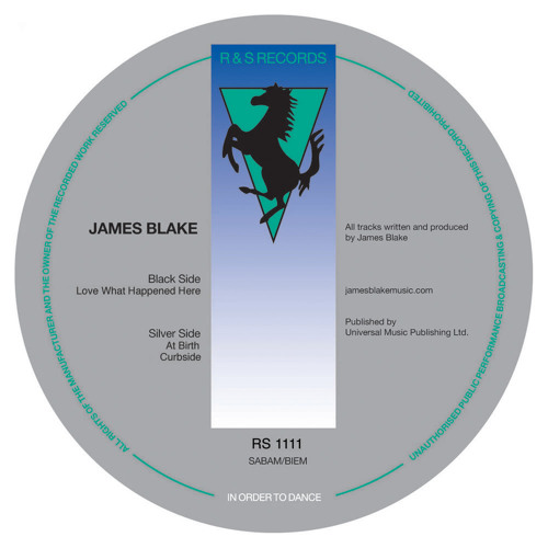 James Blake - 'Curbside'