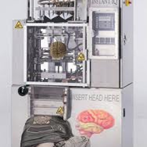 The Sheltermachine