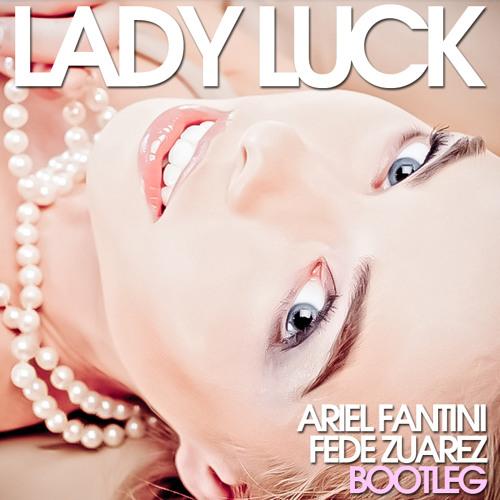 LADY LUKE - JAMES WOON - (ARIEL FANTINI & FEDE ZUAREZ BOOTLEG 2012 )