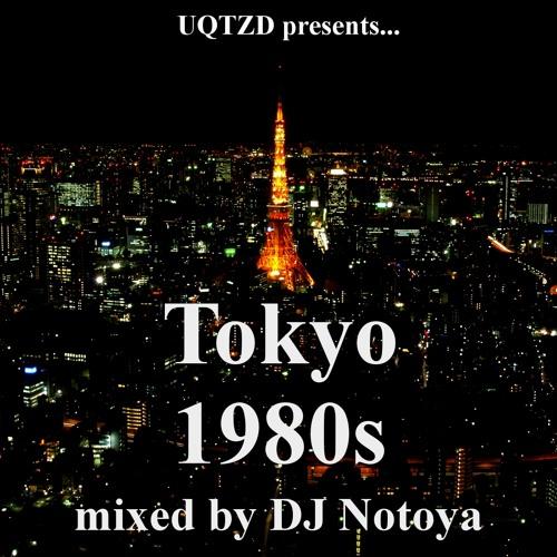Tokyo 1980s mixed by DJ Notoya
