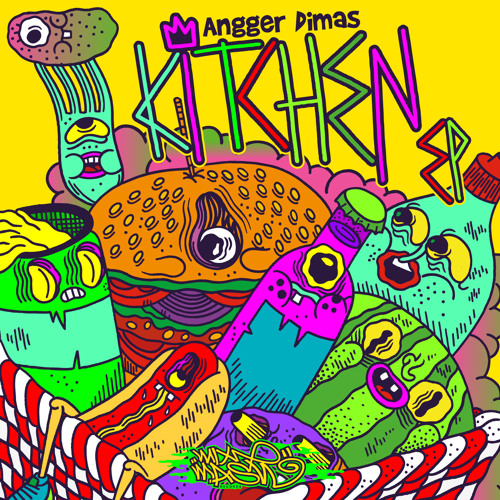 Angger Dimas - Kitchen EP // Hey Freak (Original Mix)