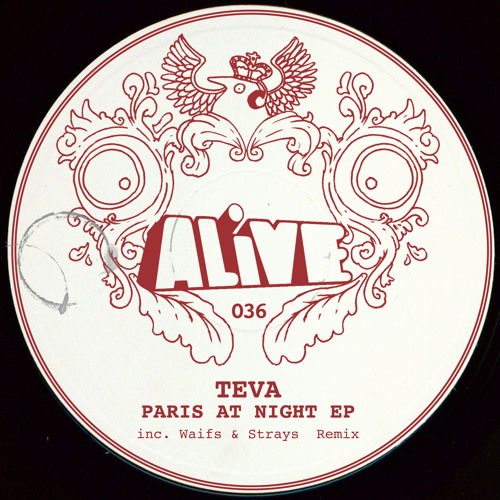 Teva - Must I Go (Waifs and Strays 2 Drops of Acid Remix) [ALiVE036]