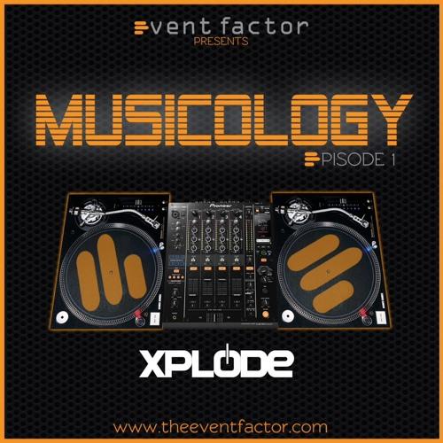 MusicologyVol1DjXplode
