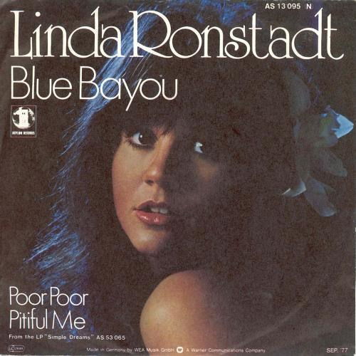Blue Bayou Cover Linda Ronstadt
