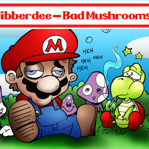 Jibberdee - Bad Mushrooms