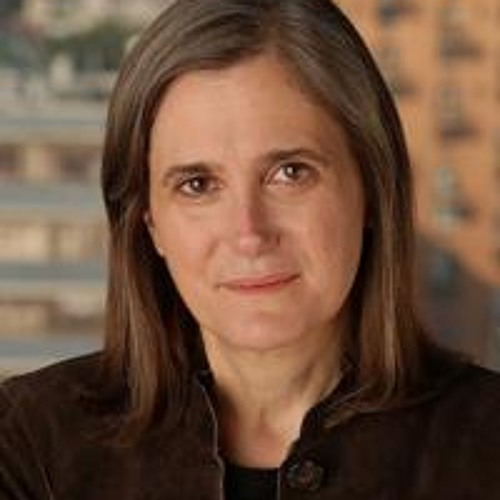 "Amy Goodman: Producer and Host of ""Democracy Now"""