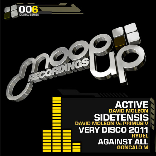 GONCALO M - Against All - Moop Up Rec 06