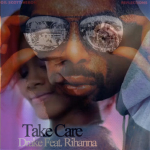 Drake ft Rihanna and Gil Scott Heron - Take Care (KosherKuts Transition 122-128bpm)