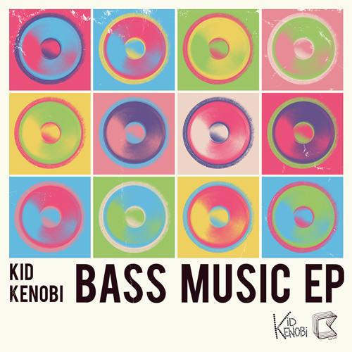 'OMG (TIBM)' - Kid Kenobi (Bass Music EP) ***FREE DOWNLOAD***