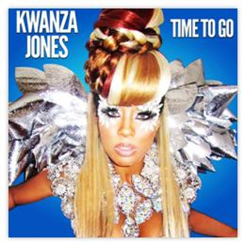 Kwanza Jones - Time To Go (Justin Powers Remix) *first draft*