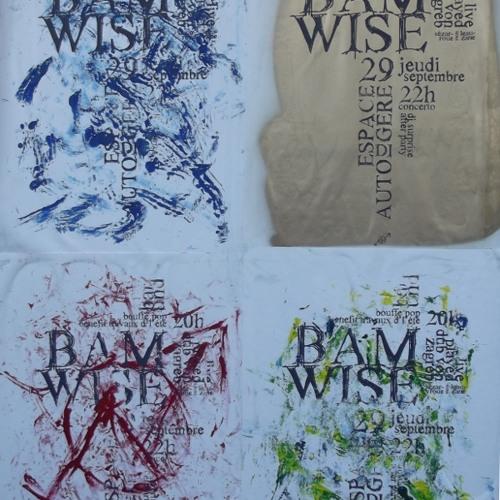 Bamwise - Live @ Espace di autogere, Laussane - 29.09.2011