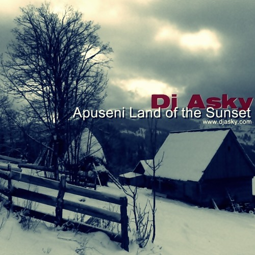 Dj Asky - Apuseni (Land of the Sunset) Out on Beatport !!!