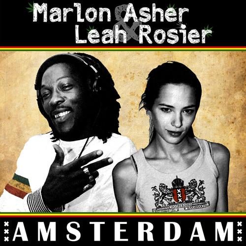 Leah Rosier & Marlon Asher - Amsterdam