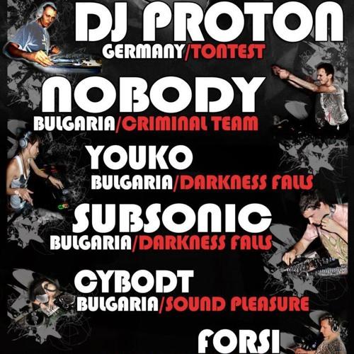 Dj Proton @ Subsonics Birtday 2011-11-19 - El Gordo - Varna - Bulgaria Vinyl Set