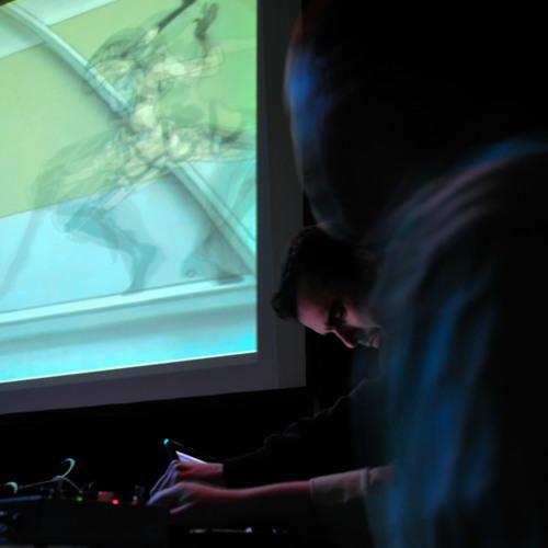 Aeon Flux Live Soundtracking (Supercool Cinema)