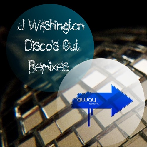 J Washington - Disco's Out (TerraSoul Remix) out now