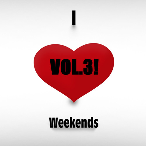 WEEKEND! VOL.3 SET BY Sagie-M
