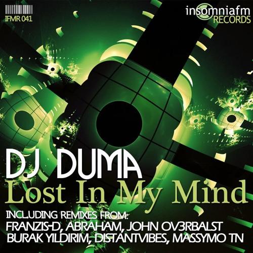 Dj Duma - Lost In My Mind [Burak YILDIRIM Remix] Preview