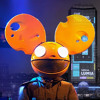 NOKIA Light Up The Night With LUMIA Live (Deadmau5 Live Show by SAM Remix)