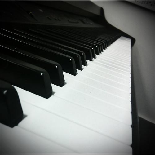 Silent Night (Piano REC.) in Piano Class 12/7/11