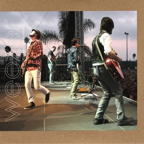 Weezer - Paranoid Android Live In Del Mar, California