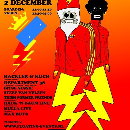 Steef van Velzen - Piet Voor Pampus Bootrave 02/12/2011 Opening set