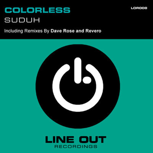 Colorless-Suduh(Dave Rose SC clip)