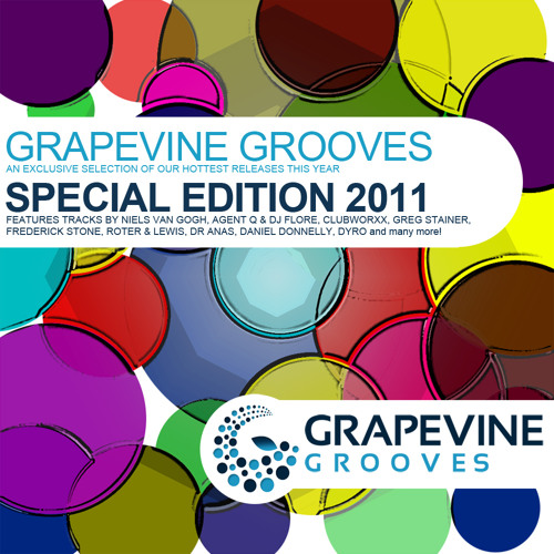 Grapevine Grooves - Special Edition 2011 - OUT NOW