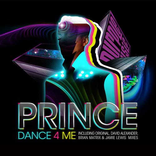 """Purple """"Dance 4 Me"""" (Jamie Lewis Revamped Purple Mix)"""