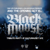 Dj Black Moose - And the opening act is...