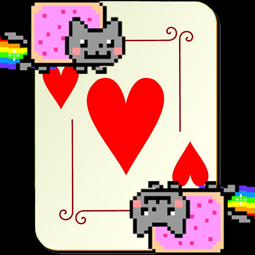 F*K YEAH ACE OF HEARTS