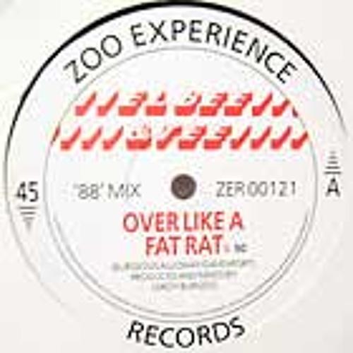 Over Like A Fat Rat/El Bee & Tee - Merran's Fat Dubb Edit