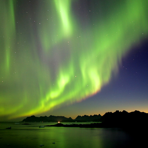 Aurora Australis (The Southern Lights)
