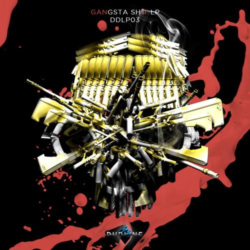 Megalodon & Conscious Pilot - Gangsta Shit (Dubline Recordings 2011)